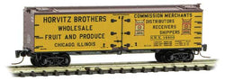 Micro-Trains 518 00 810 Z 40' Wood Reefer, Farm To Table Reefer Series, Car 11