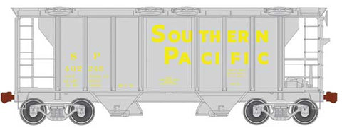 Atlas Trainman 20 005 051 HO, PS-2 Covered Hopper, Southern Pacific, SP, 402072