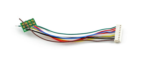 SoundTraxx 810135 - HO NMRA Compatible 8-pin to 9-pin Wiring Harness