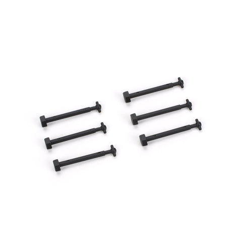 Athearn 90120 HO, Dogbone, Drive Shaft, 1.055 inch, GP40X, 6 Pieces