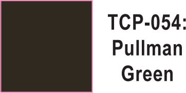 Tru Color TCP-54 Pullman Green Paint 1 ounce