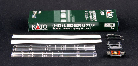Kato 7-504 HO LED Interior Lighting Kit (1 Car)