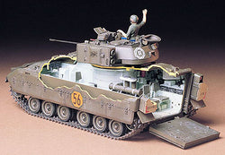 Tamiya 35132, 1:35 Scale, United States M2 Bradley Infantry Fighting Vehicle, Kit