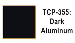 Tru Color TCP-355 Dark Aluminum, Paint 1 ounce