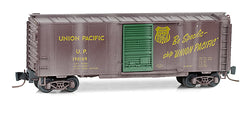 Micro Trains 500 00 742 Z 40' Single Door Standard Box Car, UP, #190169