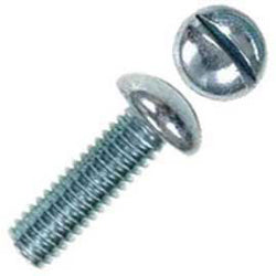 "Kadee #1688 1-72 Roundhead Screws 1-72 x 3/8"" Stainless Steel"