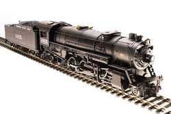 Broadway Limited 5551 HO 2-8-2, Mikado, Paragon 3, Rolling Thunder, Missouri Pacific, MP, 1415