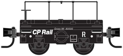 Micro Trains 121 00 140 N, Scale Test Car, CP Rail, CP, 420939