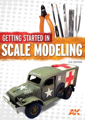 Kalmbach 12818 Getting Started In Scale Modeling, US Edition