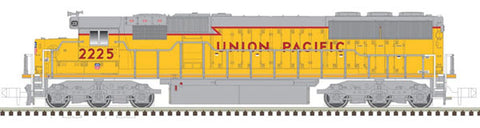 Atlas 40 003 951 N, EMD SD60, DC, Union Pacific, UP, 2174
