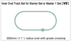Kato 20-864-1 N V5 Inside Loop Track Set