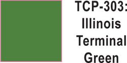 Tru Color TCP-303 Illinois Terminal Light Green 1 ounce