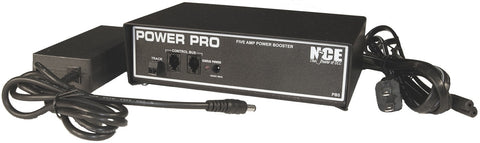 NCE PB5 Booster, 5 Amp DCC Booster, Includes Power Supply