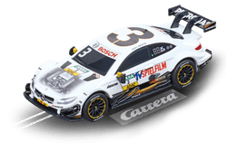 Carrera 64111 Go!!!, 1:43 Electric Slot Car, Mercedes-AMG C 63 DTM, P. Di Resta, No. 3