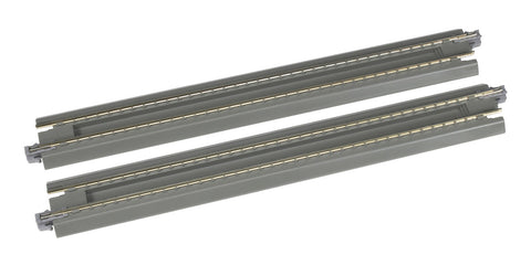"Kato 20-015 N Unitrack 7 5/16"" (186mm) Ash Pit Track (2 Pieces)"
