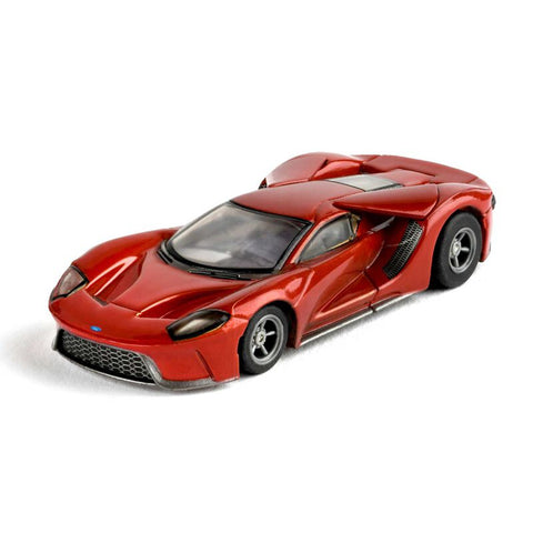 AFX 22030 HO, Mega-G, Fusion, Ford, Ford GT, Liquid Red