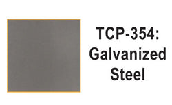 Tru Color TCP-354 Galvanized Steel, Paint 1 ounce