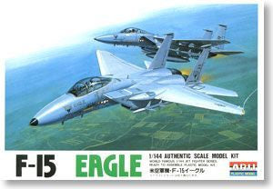ARII Plastic Model Kit #2 1:144 Scale F-15 Eagle