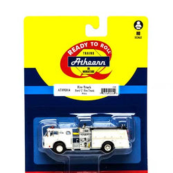 Athearn 92014 HO Ford C Fire  Truck, (White) #11