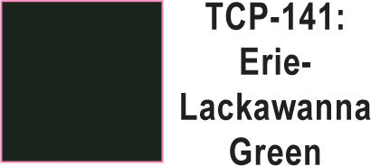 Tru Color TCP-141 Erie Lackawana Green, Paint (1 Ounce)