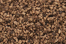 Woodland Scenics 1386 Ballast Shaker, Coarse Brown (57.7 cin/945 cm3)