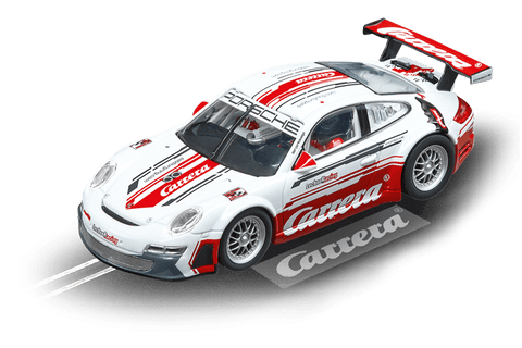 Carrera 30828, Digital, 1:32 Electric Slot Car, Porsche 911 GT3 RSR, Lechner Racing