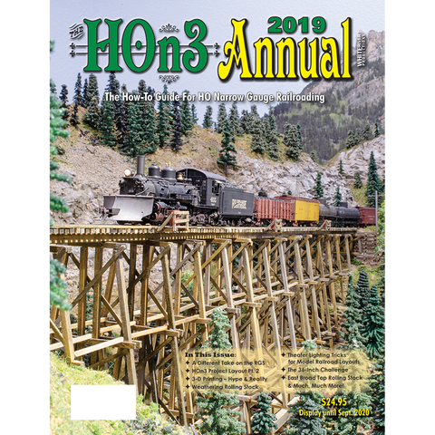 HOn3 Annual 2019, Volume 11, Number 1