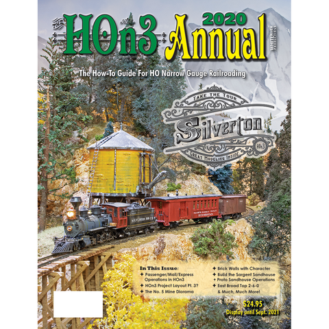 HOn3 Annual 2020, Volume 10, Number 1