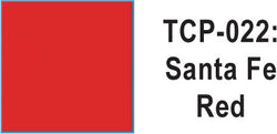 Tru Color TCP-22 Santa Fe Red Paint 1 ounce