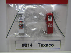 JL Innovative Design 814 HO, Gas Pump, Texaco
