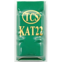 Train Control Systems 1464, KAT22 DCC Decoder, 2 Function, Built-in KA2 Keep-Alive