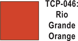 Tru Color TCP-46 Denver and Rio Grande Western Orange Paint 1 ounce