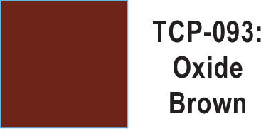 Tru Color TCP-93 Oxide Brown Paint 1 ounce
