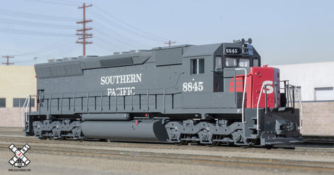 Scale Trains 10926 HO, Operator, EMD SD45, DCC Ready, Southern Pacific, SP, 8845