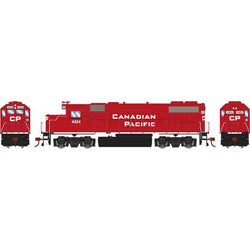 Roundhouse 14630 HO, GP38-2 Diesel Locomotive, DCC Ready, Canadian Pacific, CP, 4424