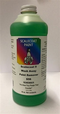 "Scalecoat S56 Washaway Paint Remover ""Scalecoat II"""