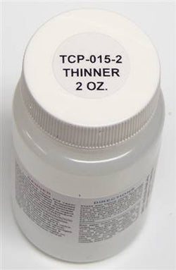 Tru-Color TCP-15-2 Thinner 2 Fluid Ounces