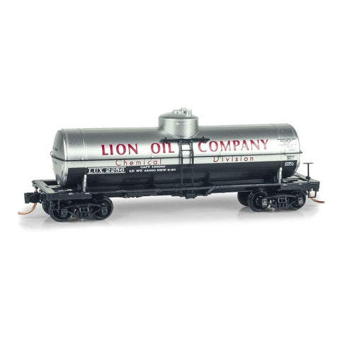 Micro-Trains Line 065 00 820 N, 39' Single Dome Tank Car, Lion Oil Co, LUX, 2256