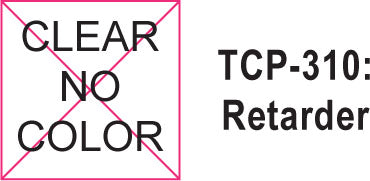 Tru Color TCP-310 Retarder 1 ounce