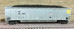 F and N Hobbies 81800 HO Coal Load for Intermountian / LBF Bethgon