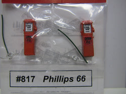 JL Innovative Design 817 HO, Gas Pump, Phillips 66