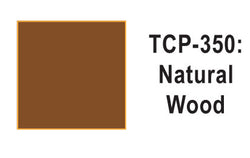Tru Color TCP-350 Natural Wood, Paint 1 ounce