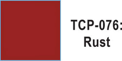 Tru Color TCP-76 Rust Paint 1 ounce