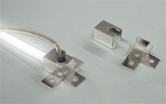 Micro Structures 719 Fluorescent Lamp Mounting Kit for use with Miller Engineering's Lamp