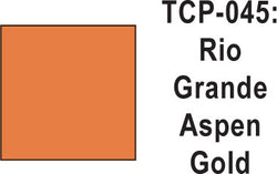 Tru Color TCP-45 Denver and Rio Grande Western Aspen Gold Paint 1 ounce