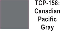 Tru-Color TCP-158 Canadian Pacific Gray 1 Fluid Ounce Paint