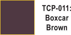 Tru Color TCP-11 Boxcar Brown Paint 1 ounce