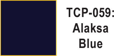 Tru Color TCP-59 Alaska Blue Paint 1 ounce