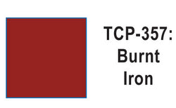 Tru Color TCP-357 Burnt Iron, Paint 1 ounce