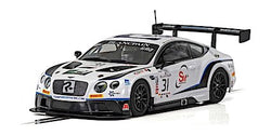 ScaleXtric 4024, 1:32, Electric Slot Car, Bentley Continental GT3, Team Parker Racing, No. 31